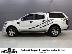 2017 Ford Ranger 3.2TDCi WILDTRAK Auto Double Cab Bakkie Gauteng Vereeniging_1