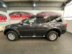 2011 Mitsubishi Pajero Sport 3.2 Di-D GLS Auto Gauteng Vereeniging_1
