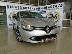 2015 Renault Clio IV 900 T Dynamique 5-Door (66KW) North West Province