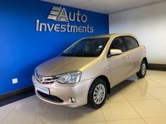 2014 Toyota Etios 1.5 Xs  Gauteng