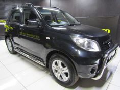2011 Daihatsu Terios 4x4  Gauteng