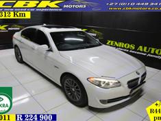 2011 BMW 5 Series 528i A/t (f10)  Gauteng