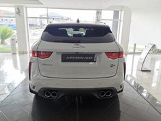 2020 Jaguar F-Pace 5.0 V8 SVR Mpumalanga Nelspruit_3