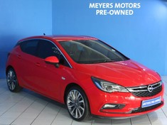 2016 Opel Astra 1.4T Sport 5-Door Eastern Cape