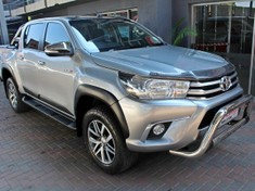 2016 Toyota Hilux 2.8 GD-6 Raider 4X4 Double Cab Bakkie Auto Gauteng Pretoria_0