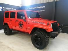 2015 Jeep Wrangler Unlimited 3.6l V6 A/t  Kwazulu Natal