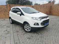 2015 Ford EcoSport 1.5TD Titanium North West Province