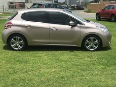 2014 Peugeot 208 1.0 VTi Access 5-Door Gauteng Johannesburg_2
