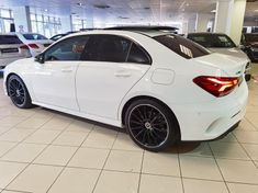 2020 Mercedes-Benz A-Class A200 4-Door Western Cape Cape Town_2