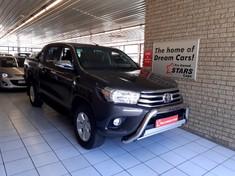 2017 Toyota Hilux 2.8 GD-6 RB Raider Double Cab Bakkie Auto Western Cape