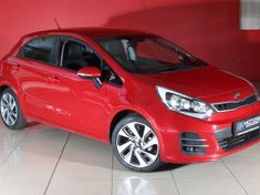 2016 Kia Rio 1.4 Tec 5dr  North West Province Klerksdorp_3