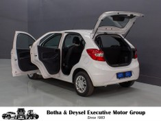 2018 Ford Figo 1.5 Ambiente 5-Door Gauteng Vereeniging_3