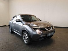 2017 Nissan Juke 1.5dCi Acenta + North West Province