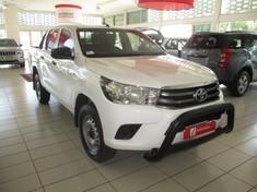 2017 Toyota Hilux 2.4 GD-6 SR 4X4 Double Cab Bakkie Kwazulu Natal