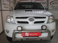 2007 Toyota Hilux 3.0d-4d Raider Pu Dc  Mpumalanga White River_0