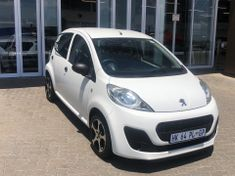 2013 Peugeot 107 Urban  Gauteng Roodepoort_0