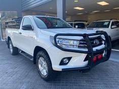 2017 Toyota Hilux 2.4 GD-6 SR 4X4 Single Cab Bakkie North West Province Rustenburg_1