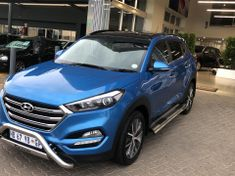 2017 Hyundai Tucson 2.0 Elite Auto Gauteng Roodepoort_2