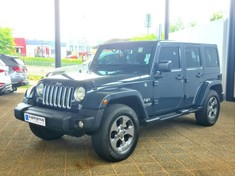 2018 Jeep Wrangler Unlimited 3.6l V6 At  Gauteng Midrand_2
