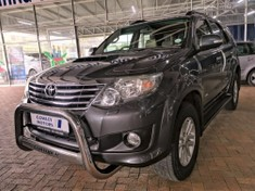 2012 Toyota Fortuner 3.0d-4d R/b A/t  Western Cape