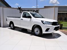 2019 Toyota Hilux 2.0 VVTi A/C Single Cab  Gauteng