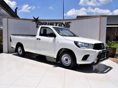 2016 Toyota Hilux 2.4 GD A/C Single Cab Bakkie Gauteng
