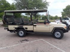 2014 Toyota Land Cruiser 79 4.2d Pu Sc  Limpopo Hoedspruit_3