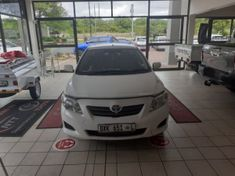 2010 Toyota Corolla 1.6 Professional  Limpopo Hoedspruit_1