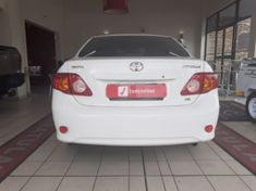 2010 Toyota Corolla 1.6 Professional  Limpopo Hoedspruit_4