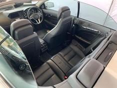 2015 Mercedes-Benz E-Class CGI Cabriolet Western Cape Paarl_3