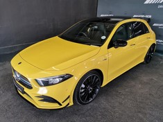2019 Mercedes-Benz A-Class A35 4MATIC 4-Door Western Cape