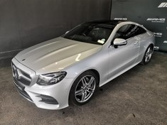 2018 Mercedes-Benz E-Class E 200 Coupe Western Cape