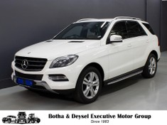 2014 Mercedes-Benz M-Class Ml 350 Bluetec  Gauteng