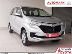 2019 Toyota Avanza 1.5 SX Mpumalanga