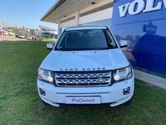 2013 Land Rover Freelander Ii 2.2 Sd4 Hse At  Mpumalanga Nelspruit_2