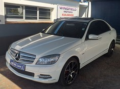2010 Mercedes-Benz C-Class C180 Cgi Be Avantgarde At  Western Cape Kuils River_0