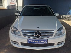 2010 Mercedes-Benz C-Class C180 Cgi Be Avantgarde At  Western Cape Kuils River_1
