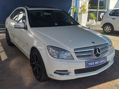 2010 Mercedes-Benz C-Class C180 Cgi Be Avantgarde At  Western Cape Kuils River_2