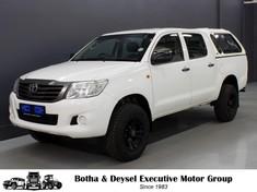 2015 Toyota Hilux 2.5d-4d Srx 4x4 P/u D/c  Gauteng