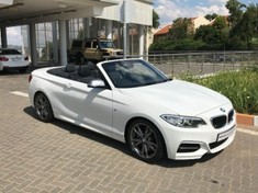 2017 BMW 2 Series M240 Convertible Auto Gauteng