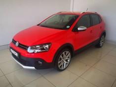 2015 Volkswagen Polo Cross 1.2 TSI Gauteng Boksburg_0