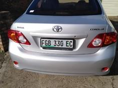 2009 Toyota Corolla 1.3 Professional  Eastern Cape