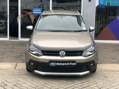 2015 Volkswagen Polo Cross 1.2 TSI Mpumalanga Nelspruit_1