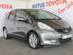2012 Honda Jazz 1.5 Executive  Western Cape Brackenfell_0