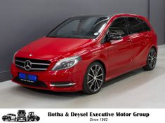 2014 Mercedes-Benz B-Class 250 BE Auto Gauteng Vereeniging_0