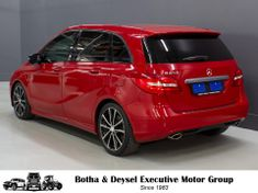 2014 Mercedes-Benz B-Class 250 BE Auto Gauteng Vereeniging_2
