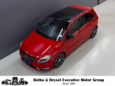 2014 Mercedes-Benz B-Class 250 BE Auto Gauteng Vereeniging_4