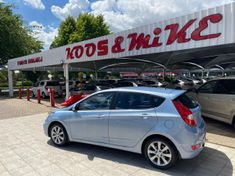 2014 Hyundai Accent 1.6 Fluid 5-Door Auto Gauteng