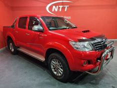 2013 Toyota Hilux 3.0 D-4d Raider 4x4 A/t P/u D/c  Mpumalanga