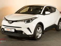 2017 Toyota C-HR 1.2T Plus Gauteng Heidelberg_0
